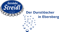 Logo von Getränke Streidl in Ebersberg, Ihrem Getränkemarkt mit Getränkelieferservice für München-Ost